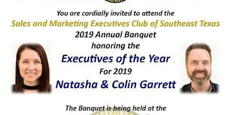 2019 Sales and Marketing Executives of the Year tickets
