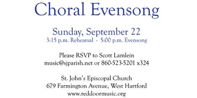Choral Evensong- Come and Sing!