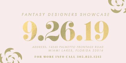 Fantasy Designers Showcase