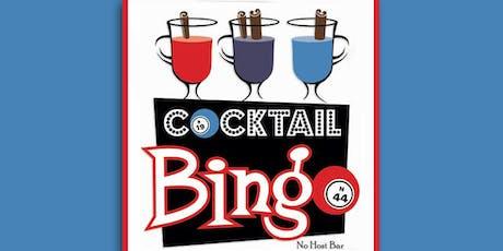 COCKTAIL BINGO - October 19, 2019!  tickets