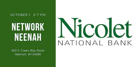Network Neenah Sponsored By Nicolet National Bank tickets