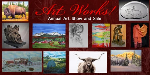 Artworks Show and Sale 2019