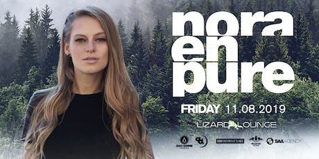 Nora En Pure - DALLAS tickets