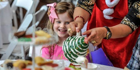 Tea Party with Santa - Christmas at Callanwolde tickets