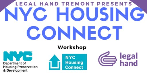 NYC Housing Connect - Legal Hand Tremont
