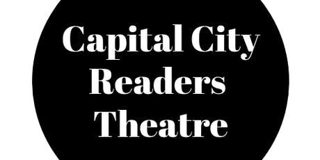 "THE CAPITAL CITY READERS THEATRE presents "" TWO 1 ACTS""  Langston Hughes & A Billie Holliday Tribute tickets"
