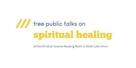 The how and why and wonder of spiritual healing tickets