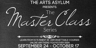 The Master Class Series - Acting Specifically with Katie Gilchrist