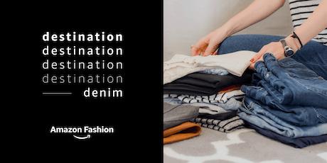 Die Jeans der Zukunft entwerfen: Panel Talk bei Destination Denim Tickets