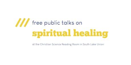 Demystifying spiritual healing tickets