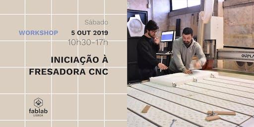 Iniciação à Fresadora CNC