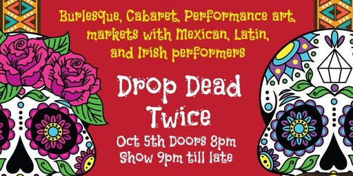 Bella's Mexican Day Of The Dead Tribute show