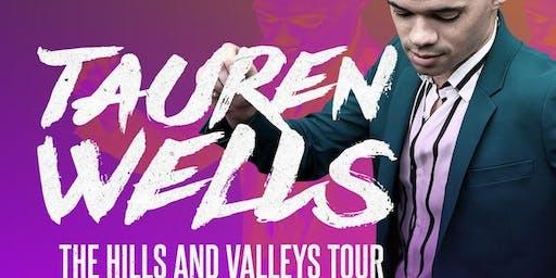 Tauren Wells Volunteers - Centreville, VA
