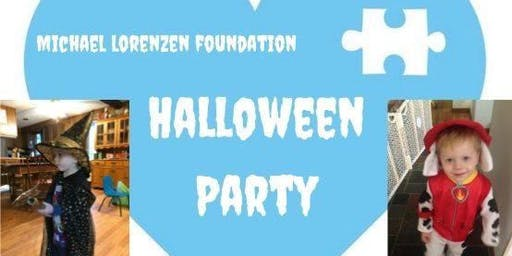 Michael Lorenzen Foundation Halloween Party