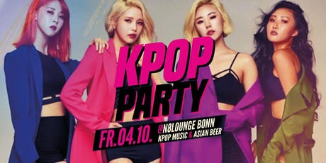 K-POP-Party Tickets