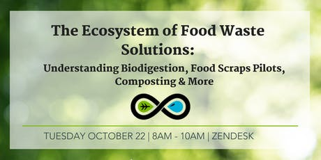 The Ecosystem of Food Waste Solutions tickets