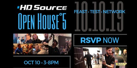 HDSource Open House #5 tickets
