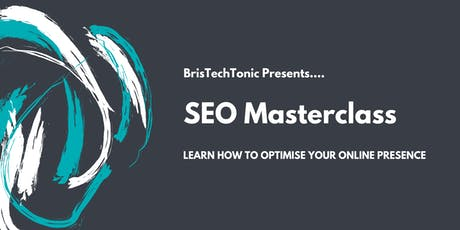SEO Masterclass: Website Optimisation for Entrepreneurs tickets