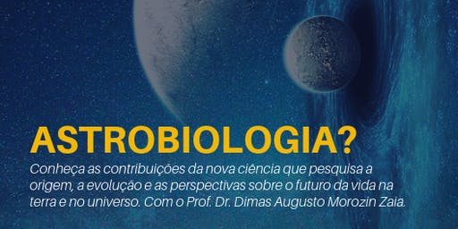 Astrobiologia?