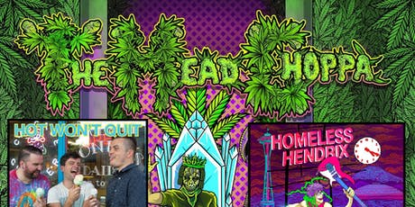 THC (The Head Choppa) with Big Booth from 10 Strands and Guests tickets
