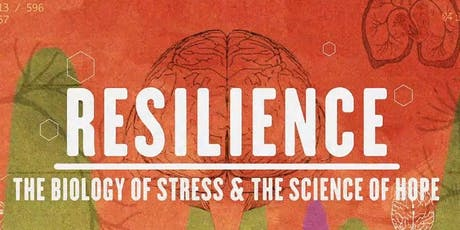 Resilience - A documentary about trauma and hope tickets