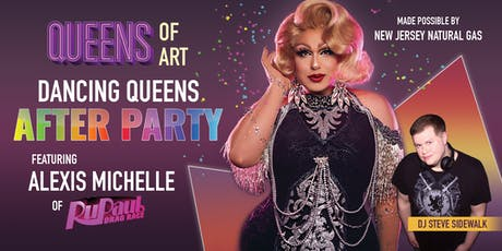 QUEENS OF ART - OFFICIAL After Party hosted by Alexis Michelle of RPDR Season 9! tickets