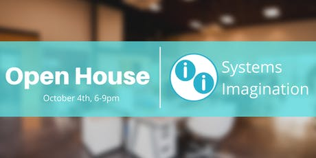 Systems Imagination Open House tickets
