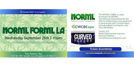 NORML FORML LA tickets