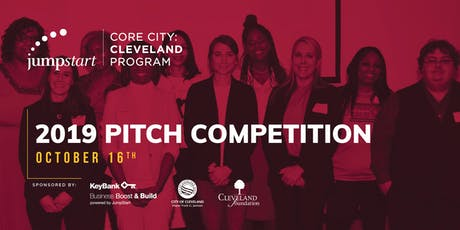 Watch Our 2019 Core City: Cleveland Pitch Competition tickets