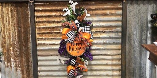 Happy Halloween Teardrop Make & Take