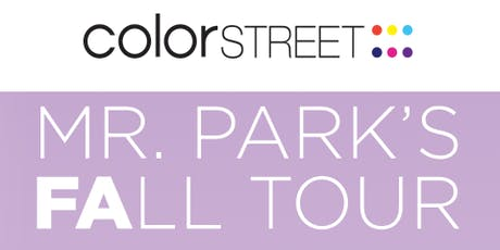 Mr. Park's Fall Tour - Rochester/Webster, NY tickets