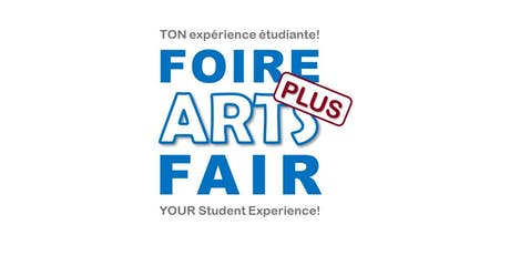 Arts PLUS Fair tickets