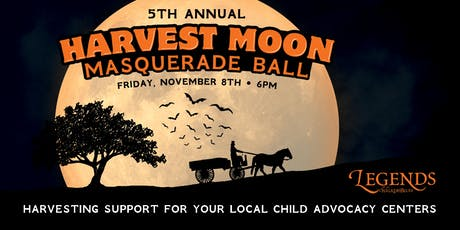 5th Annual Harvest Moon Masquerade Ball tickets
