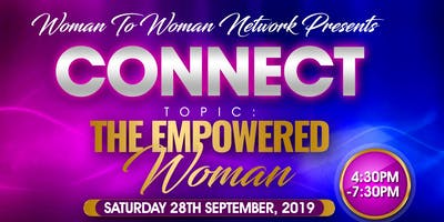 Woman To Woman Connect