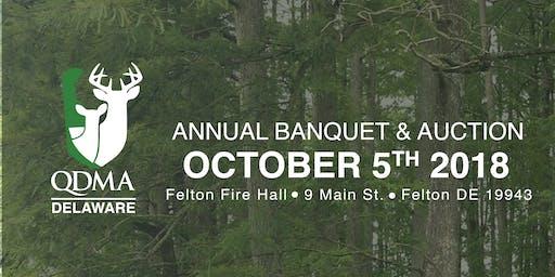 2019 DE QDMA Annual Banquet & Auction