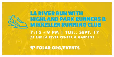 LA River Run with Highland Park Runners and Mikkeller Running Club tickets