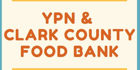CCAR YPN Presents: Food Packing at the Clark County Food Bank tickets