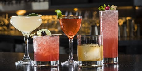 October Mixology Class tickets