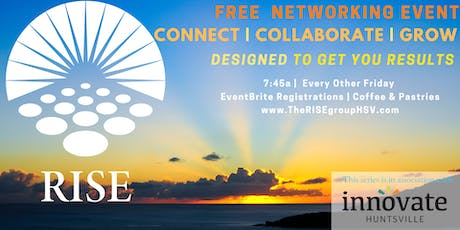R.I.S.E Networking Event tickets