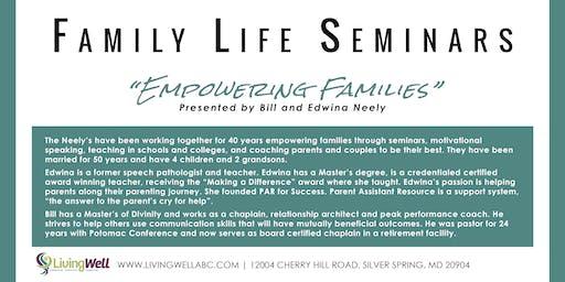 Family Life Seminars