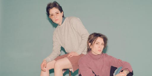 SOLD OUT: Tegan and Sara - Hey, I'm Just Like You