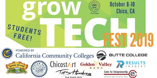 growTECH FEST 2019 - Oct 8-10