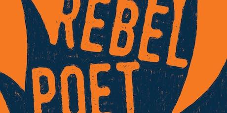 MC-BC Book Club:  Rebel Poet by Louis V. Clark III tickets