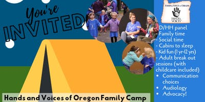 Hands & Voices of Oregon Family Camp