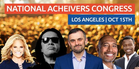 Gene Simmons, Gary Vaynerchuk, Setema Gali,  and MORE LIVE in LA! tickets