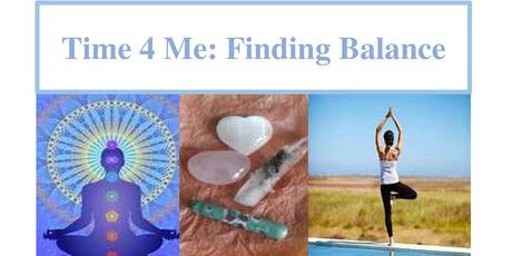 Time 4 Me:  Finding Balance tickets