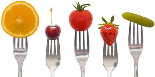 Healthy Eating - with tasting menu