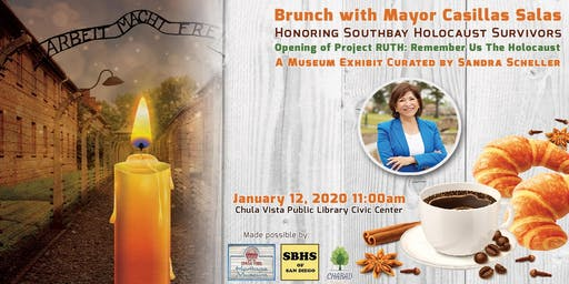 Brunch With  Mayor Mary Casillas-Salas