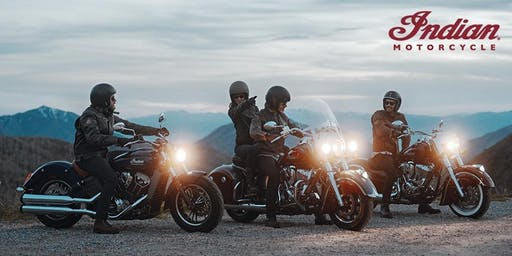 Indian Motorcycle's Best Time to Ride Event