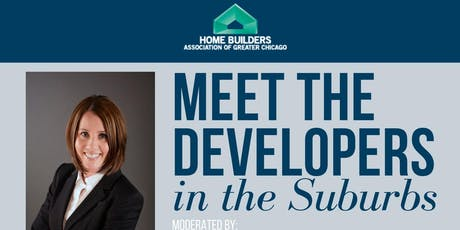 Meet Some of the Leading Developers in the Suburbs tickets